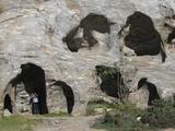 Spoegrivier caves
