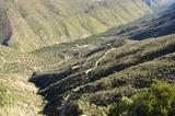 Gamkaskloof Valley view