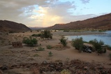 De Hoop Campsite in the Richtersveld