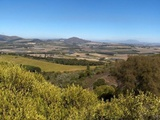 View of Paarl from Language Monument