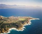 Aerial View with Outeniqua Mountains on horizon