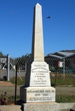 Anglo Boer War Commemoration Monument