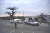 Late afternoon at Ngoma border control