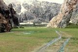 Hoarusib river inside park boundary