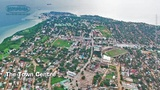 180416 The Town Centre - AERIAL VIEWS OF PEMBA MOZAMBIQUE - © by GOTOPEMBA - R&D