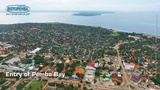 180416 Entry of Pemba Bay - AERIAL VIEWS OF PEMBA MOZAMBIQUE - © by GOTOPEMBA - R&D