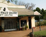 Gallery and gift centre and electrical supplies shop