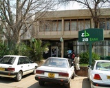 ZB bank in town