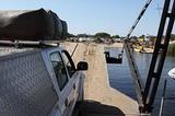 Kazungula Ferry - Zambia