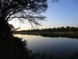 View of the Mwenezi River