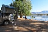 Camping at Mana Pools