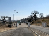 Ngoma Bridge Border Post