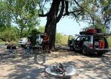 3rd Bridge camping