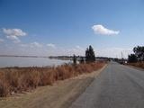 Oranjeville on the Vaal Dam