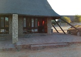 Self-catering chalets at the Rest Camp