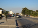 Katima Mulilo is a busy town