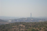 View of Pretoria from the Voortrekker Monument