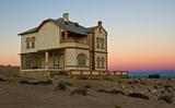 Dawn @ Kolmanskop