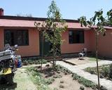 Basic accommodation or camping