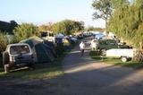 Caravans and tents