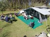 Camping at Vloedbos
