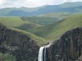 Semonkong Waterfall Viewpoint