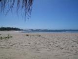 Tofo Beach Area