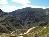 The Swartberg Pass, Western Cape