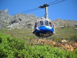 Table Mountain Cable way, Cape Town