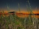 Sunset at Camping area (Chobe Safari Lodge)