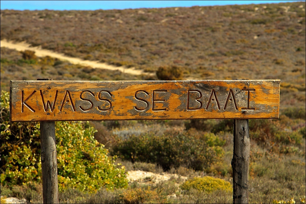 Kwas Se Baai Best Beach Camps in South Africa   Photo Credits: Tracks4Africa
