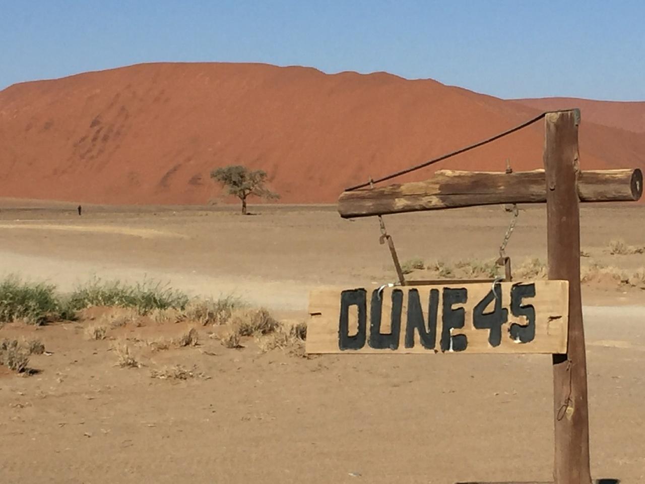 Tracks4africa Padkos Dune 45 Sossusvlei Eco Sensitive